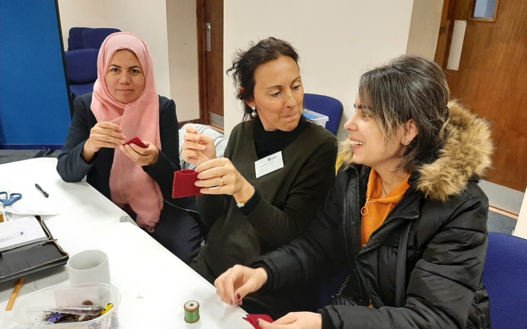 Experience at the Refugee Council (UK)